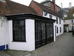 Thumbnail to rent in A1/A3 Restaurant, Lymington