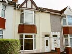 Thumbnail for sale in Glanmor Road, Sketty, Swansea