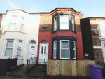 Thumbnail to rent in Dunluce Street, Walton, Liverpool