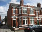 Thumbnail for sale in Sherwin Street, Crewe, Cheshire