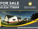 Thumbnail to rent in Heol Y Meinciau, Pontyates, Carmarthenshire