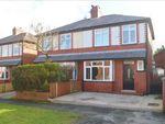 Thumbnail to rent in School Lane, Standish, Wigan