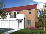 "Thumbnail to rent in ""The Rufford Contemporary"" at Osprey Way, Hartlepool"