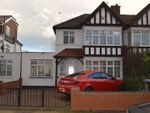 Thumbnail for sale in 4 Bedroom Semi Detached House, Conway Gardens, South Kenton