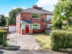 Thumbnail for sale in Weller Avenue, Chorlton, Manchester, Greater Manchester