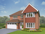 Thumbnail to rent in The Llandrillo, Plot 109, Audlem Road, Audlem, Cheshire