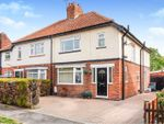 Thumbnail for sale in Galtres Road, York