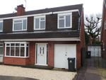 Thumbnail for sale in Brailes Drive, Sutton Coldfield, West Midlands