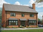 "Thumbnail to rent in ""The Florentina"" at Field End, Witchford, Ely"