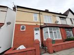 Thumbnail to rent in Balfour Road, Wallasey