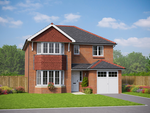 Thumbnail to rent in The Dolwen, Plot 25, Middlewich Road, Sandbach, Cheshire