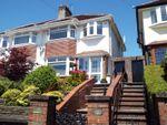 Thumbnail for sale in 36 Hazel Road, Uplands, Swansea