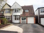 Thumbnail to rent in Lyndon Road, Solihull