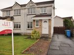 Thumbnail to rent in Corona Crescent, Bonnybridge