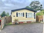 Thumbnail for sale in Grange Park Mobile Homes, Shamblehurst Lane South, Hedge End