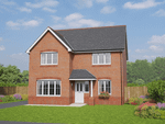 Thumbnail to rent in The Brecon, Plot 16, Eastern Road, Willaston, Cheshire