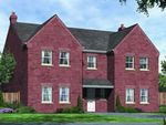 "Thumbnail to rent in ""The Brandling"" at Surtees Drive, Willington, Crook"