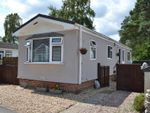 Thumbnail to rent in Pinelands Mobile Home Park, Padworth Common, Reading