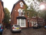 Thumbnail to rent in Augustine Road, Edgbaston, Birmingham