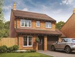 Thumbnail to rent in Plot 84, The Aldenham, Meadowbrook, Durranhill, Carlisle