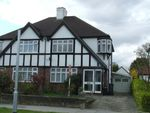 Thumbnail to rent in Orchard Avenue, Croydon