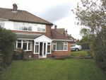 Thumbnail for sale in Needwood Road, Woodley, Stockport