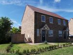 Thumbnail for sale in Meadow Rise, Irwin Road, Blyton, Gainsborough