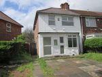 Thumbnail for sale in Tyburn Road, Erdington, Birmingham