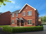 Thumbnail to rent in The Weaver, Shaw Close Off Bromley Road, Congleton, Staffordshire