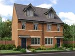 "Thumbnail 3 bedroom town house for sale in ""The Tolkien"" at Low Lane, Acklam, Middlesbrough"