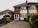 Thumbnail to rent in Marcot Road, Solihull