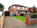 Thumbnail to rent in Clover Road, Timperley