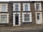 Thumbnail for sale in Clarence Street, Ton Pentre, Pentre, Rhondda Cynon Taff.
