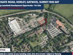 Thumbnail for sale in Land At Reigate Road, Horley, Gatwick