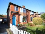 Thumbnail to rent in Hillside Avenue, Whitefield, Manchester