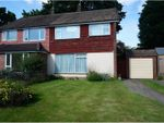 Thumbnail for sale in Maple Close, Horsham