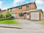 Thumbnail for sale in Underwood Close, Manchester