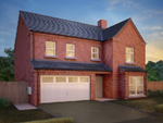 Thumbnail to rent in The Valencia, Resevoir Road, Burton Upon Trent, Staffordshire