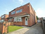 Thumbnail 3 bedroom semi-detached house for sale in Stanley Road, Scawsby, Doncaster