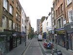 Thumbnail to rent in Berwick Street, Soho