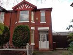 Thumbnail to rent in Gloucester Avenue, Levenshulme, Manchester