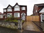 Thumbnail for sale in St. David Road, Oxton