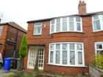Thumbnail to rent in School Grove, Withington, Manchester