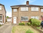 Thumbnail for sale in Parkfield Crescent, South Ruislip, Middlesex