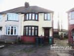 Thumbnail for sale in Sycamore Road, Oldbury