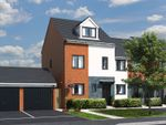 "Thumbnail to rent in ""The Oakhurst At The Woodlands, Newton Aycliffe"" at Ashtree Close, Newton Aycliffe"