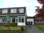 Thumbnail to rent in Weybourne Drive, Bredbury, Stockport