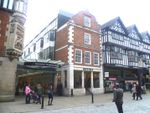 Thumbnail to rent in Newgate Row, Chester