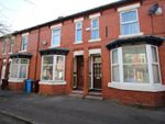 Thumbnail for sale in Cambridge Avenue, Whalley Range