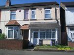 Thumbnail for sale in Wyreley Road, Witton